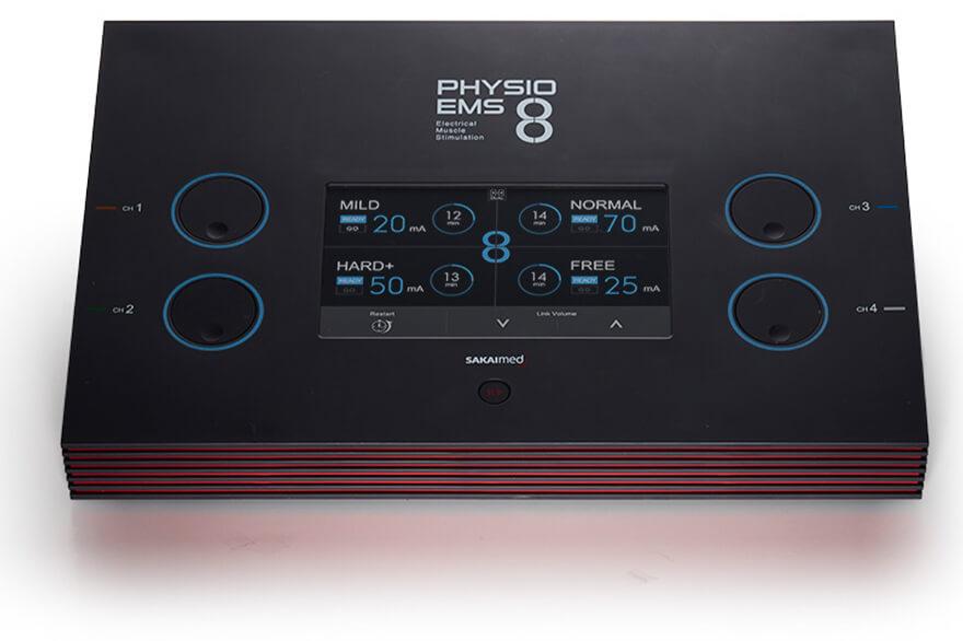 業務用複合高周波EMS フィジオEMS8